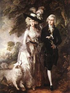 Im 18. Jahrhundert waren selbst die kleinen Spitze noch deutlich größer als die heutigen Pomeranians