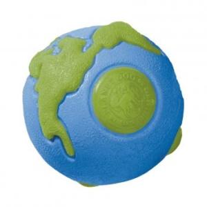 Ein vollkommen unbedenkliches Spielzeug: unsere Erde als ökologischer Kauball